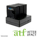 ATF USB Triple Charger for HERO3/HERO3+