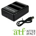 ATF USB Dual Charger for HERO4