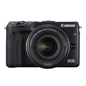 Canon EOS M3 + EF-M 18-55mm f/3.5-5.6 IS STM Lens