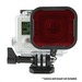 ATF Red Filter for GoPro HERO Standard Housing