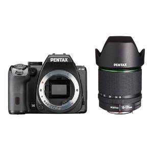 Pentax K-S2 Digital SLR + 18-135mm WR Lens