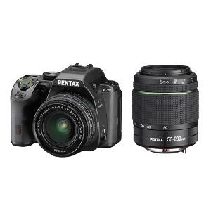 Pentax K-S2 DSLR + 18-50mm WR RE + 50-200mm WR Lens