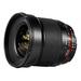 Samyang 16mm f/2 ED AS UMC CS Lens for APS-C Sony A-Mount