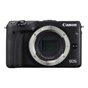 Canon EOS M3 CSC Body - Black