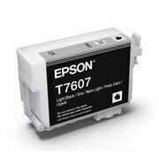 Epson UltraChrome HD Ink Light Black for SC-P600