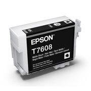 Epson UltraChrome HD Ink Matte Black for SC-P600