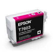 Epson UltraChrome HD Ink Vivid Magenta for SC-P600