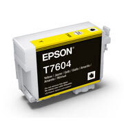 Epson UltraChrome HD Ink Yellow for SC-P600