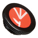 Manfrotto Round Plate Adaptor Plate for Compact Action Tripod