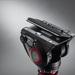 Manfrotto 755CX3 Video Tripod + MVH500AH Fluid Head