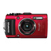 Olympus Stylus Tough TG-4 Compact Camera - Red Colour