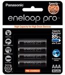 Panasonic Eneloop Pro 4 x AAA
