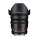 Samyang 16mm T2.2 ED AS UMC CS VDSLR II Micro Four Thirds Lens