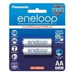 Panasonic Eneloop AA 2-pack
