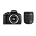 Canon EOS 750D + EF-S 18-55mm f/3.5-5.6 IS STM Lens