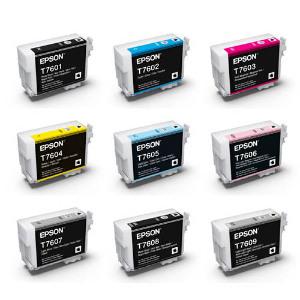 Epson SC-P600 Full Ink Set