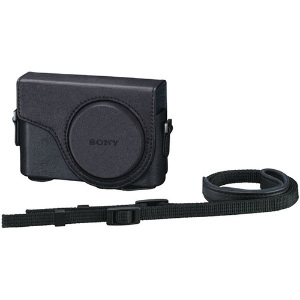 Sony Case - LCJWD - Black for WX350