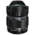 Olympus M.Zuiko 8mm f/1.8 PRO Lens