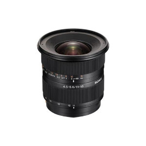 Sony Lens SAL DT11-18mm F/4.5-5.6 - Ex-Display