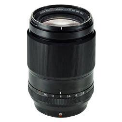 Fujifilm XF90mm f2 R LM WR Lens