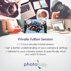 Private Photography Tuition Session - By Appointment  - Melbourne