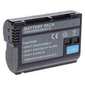 Inca EN-EL15 Li-Ion Battery for Nikon