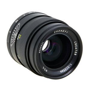 Mitakon Zhong Yi Creator 35mm f/2.0 Lens - Canon/Nikon Mount