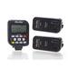 Phottix Odin Wireless TTL Flash Trigger and 2 x Receiver Set - Canon Mount