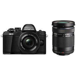 Olympus OM-D E-M10 II + 14-42mm III EZ + 40-150mm R Lens