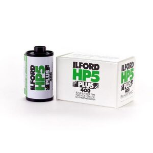 Ilford HP5 Plus Black and White – 35mm Film