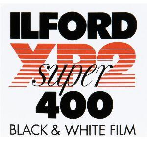 Ilford XP2 Super ASA 400 35mm Film
