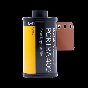 Kodak Portra 400 Professional 35mm Film