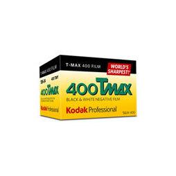 Kodak T-Max 400 Black and White 35mm Film