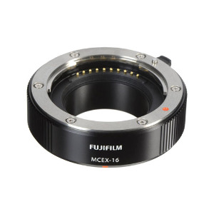 Fujifilm X-Mount Macro Extension Tube 16mm MCEX-16