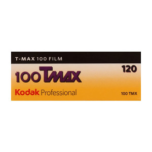 Kodak T-Max 100 Black and White Medium Format 120 Film