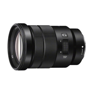 Sony E-Mount 18-105mm f4 G OSS Power Zoom Lens