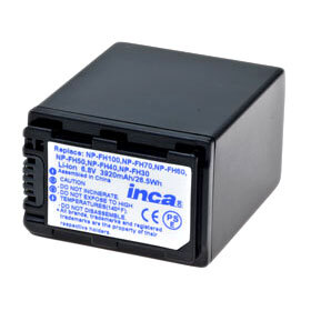 Inca NP-FH100 Li-Ion Battery for Sony