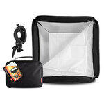 Hahnel 60x60cm Speedlight Softbox Kit