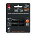 Fujitsu AA Rechargeable 2450 mAh Battery – 2 Pack