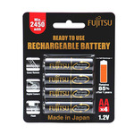 Fujitsu AA 2450 mAh – 4 Pack