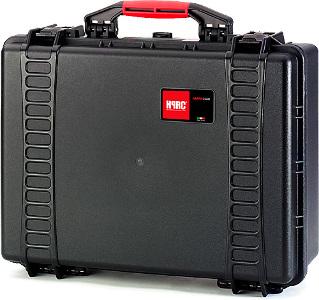HPRC 2500 Case - with Cordura Dupont Bag - Black Colour