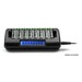 Inca Multi 8 Cell AA/AAA Fast Charger