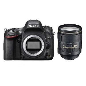 Nikon D610 DSLR + 24-120mm f/4G ED VR Lens