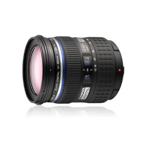 Olympus Zuiko 12-60mm f/2.8-4.0 SWD Lens