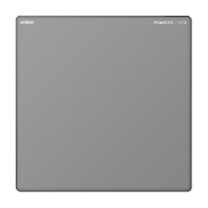 Cokin Nuances 1 Stop ND2 Neutral Density Filter for Z-Pro Series