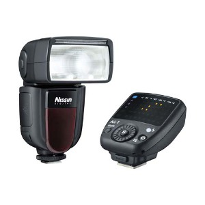 Nissin Di700A Flash and Air 1 Commander Wireless Remote Trigger