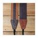 Lucky Camera Strap Standard 53 – Retro Stripe – Caramel/Dark Brown