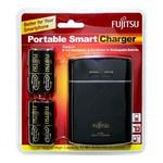 Fujitsu Battery Charger & USB PowerBank Kit