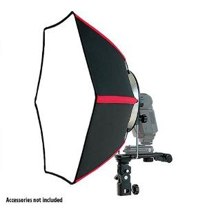 SMDV Quickfold Hexagonal Softbox for Speedlites - 60cm