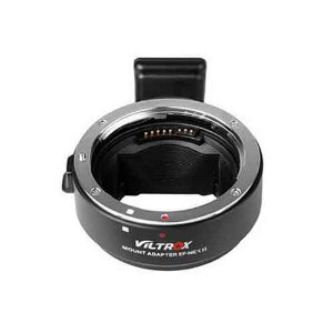 Viltrox Canon EF to Sony E-Mount Lens Adapter II